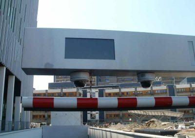 CCTV Dome camera's