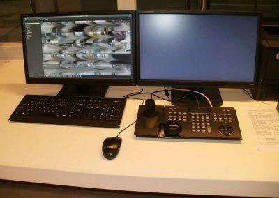 CCTV Besturing