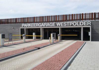 Parkeergarage Westpolder Berkel